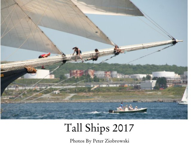 Tall Ships Photo Book Now Available