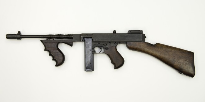 Thompson Machine Gun (002)