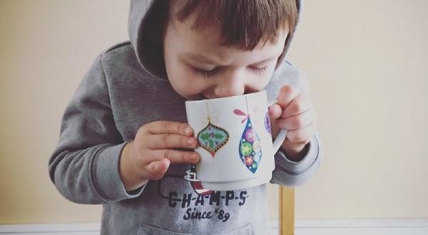 Drinking-Hot-Chocolate