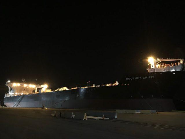 New Tanker Beothuk Spirit