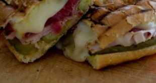 Cubano-sandwich