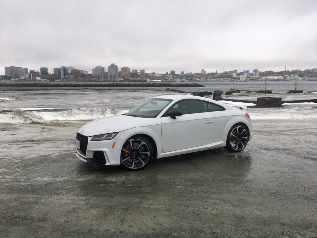 Review Audi Tt Rs Haligoniaca - 2018 audi tt