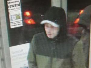 Robbery Suspect Joe Farrow