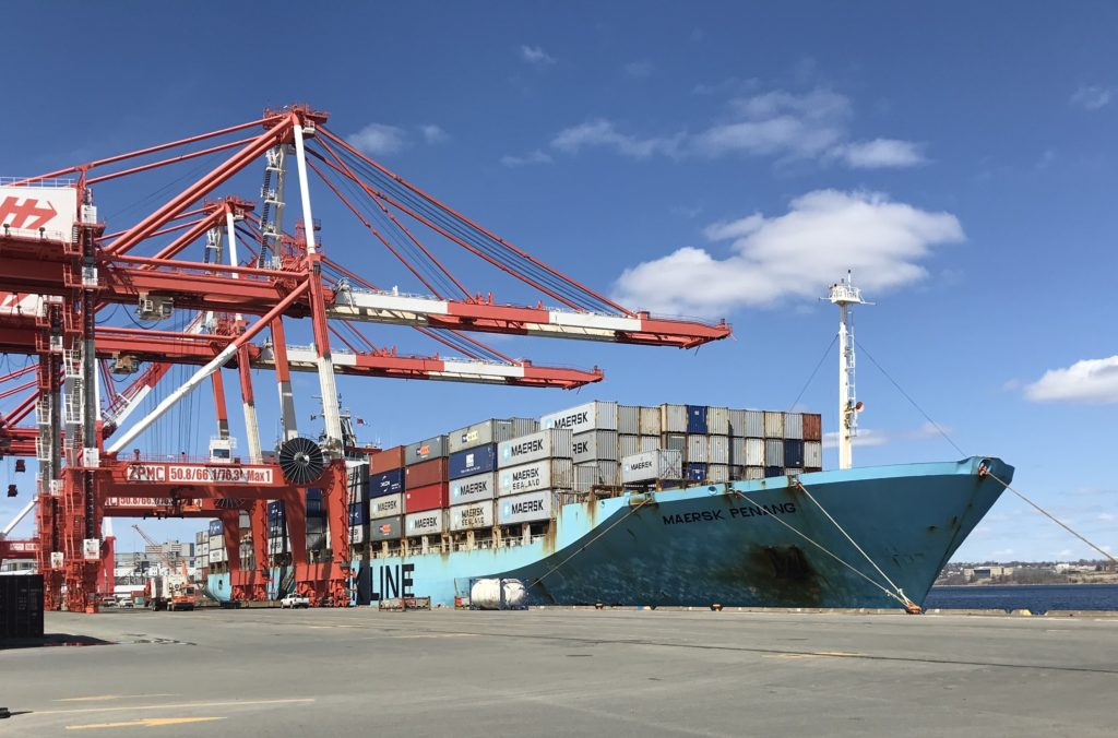 Maersk Adds Second Weekly Call.