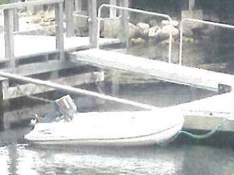 Stolen Boat