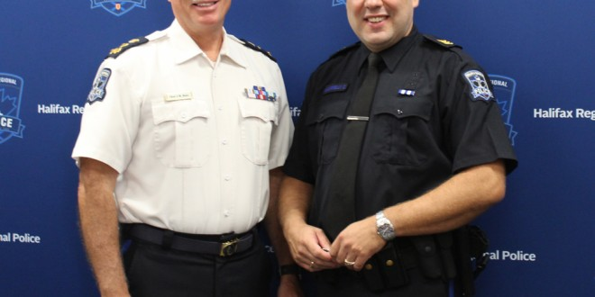 how to become a halifax regional police officer