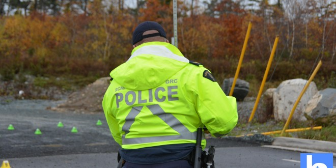 Amherst RCMP Investigates Fatal Motor Vehicle Collision