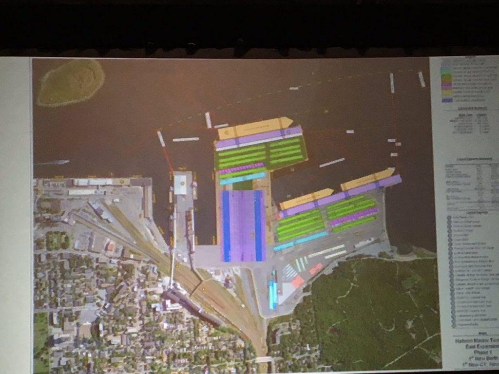 Port Expansion Options Revealed.